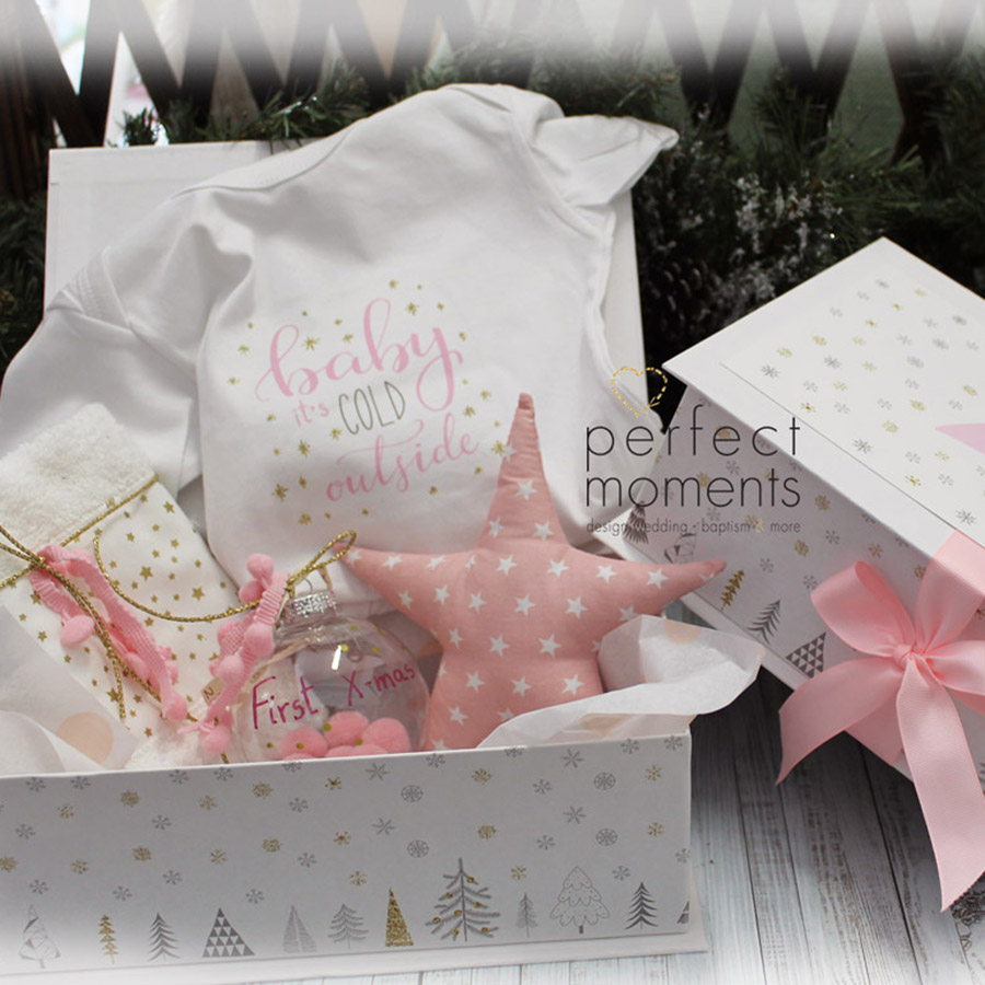 K122 - Baby's gift pink